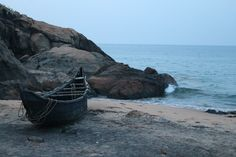 A Bit of Kovalam Beach, Kerala