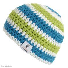 Tuto Bonnet Myboshi : instructions et vidéo http://www.creavea.com/crochet-et-tricot_tuto-bonnet-myboshi-instructions-et-video_fiches-conseils_3656-0.html