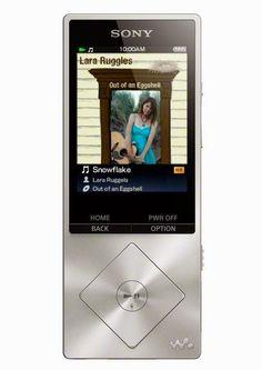 rogeriodemetrio.com: Sony Walkman Hi Res Digital Music Player