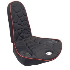 This Is Such A Cool Gaming Chair. I Love That It Has A Sort Of Spider Man  Motif. It Folds Too!