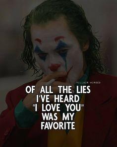 Joker Love Quotes, Badass Quotes, Joker Qoutes, Wisdom Quotes, True Quotes, Funny Quotes, Reality Quotes, Mood Quotes, Love Attitude Quotes