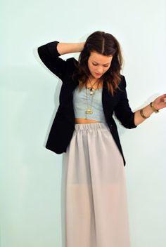 threadbare: DIY Maxi Skirt!