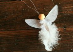 Winter Snow Fairies tutorial from rhythm of the home