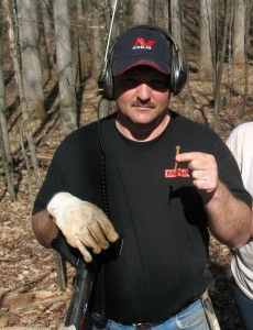 A great post about metal detecting and archaeology, and a wonderful program designed to build bridges between these two communities.
