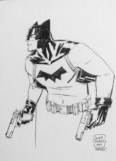 Batman by Cliff Chiang *