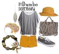 dumbo disneybound summer - Google Search