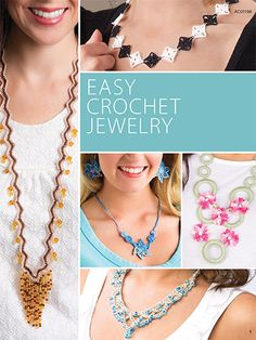 Easy Crochet Jewelry