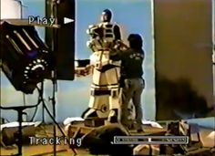 Some behind the scenes footage from Gosei Sentai Dairanger from 1993 courtesy of MMPR director and stunt coordinator Jeff Pruitt