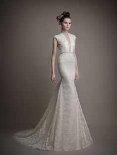 Ersa Atelier's 2015 Wedding Collection http://www.ersaatelier.com/wedding-dresses
