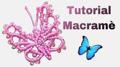 Butterfly Template, Flower Template, Butterfly Cards, Heart Template, Crown Template, Macrame Knots, Macrame Jewelry, Macrame Bracelets, Applique Templates