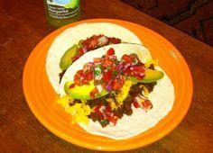 Venison tacos (not using a premixed seasoning packet)