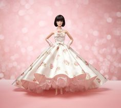 Springtime Gala OOAK Barbie Doll by Zlatan Zukanovic #barbiecon2013