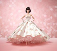 Springtime Gala OOAK Barbie Doll by Zlatan Zukanovic #barbiecon2013