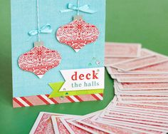 Punny-Christmas-Deck-the-Halls-Card