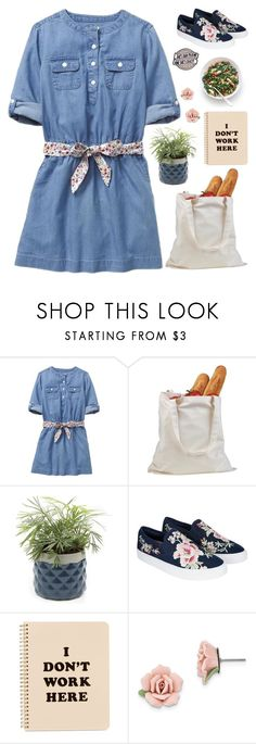 """""""Picnic in the Park III"""" by lysianna ❤ liked on Polyvore featuring Gap, Monsoon, ban.do, 1928 and picnic"""
