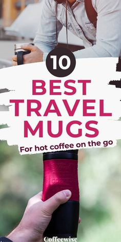 Best Coffee Thermos, Best Travel Coffee Mug, Great Coffee, Hot Coffee, Insulated Coffee Mugs, Insulated Travel Mugs, Coffee Accessories, Coffee Tumbler, How To Make Coffee