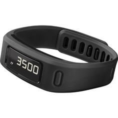 The Garmin vivofit™ Fitness Band monitors your physical activities and helps you set daily fitness goals.
