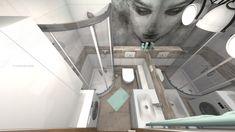 Praca konkursowa z wykorzystaniem mebli łazienkowych z kolekcji DESI PLUS #naszemeblenaszapasja #elitameble #meblełazienkowe #elita #meble #łazienka #łazienkaZElita2019 #konkurs Bathtub, Bathroom, Design, Standing Bath, Washroom, Bath Tub, Bathtubs, Bathrooms, Bath