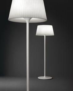 Plis in/outdoor floor lamp