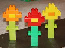 Lego / Duplo Flowers