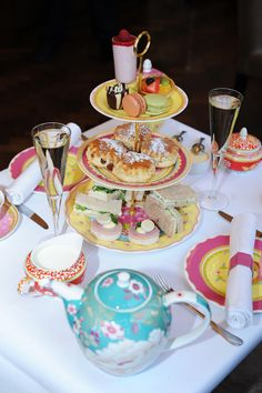 Afternoon Tea at Charing Cross Hotel - AfternoonTea.co.uk