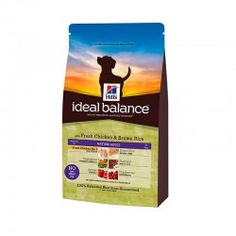 Hills Ideal Balance Canine Adult Pollo y Arroz Integral 12 Kg