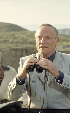 Julian Glover as Walter Donovan in Indiana Jones and the Last Crusade