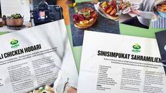 """""""Arla upotti lusikkansa Soppaan"""" Yhteistyöstä Sanoman uuden ruokayhteisön, Soppa365:n kanssa saatiin uutta voimaa myös omaan tekemiseen."""
