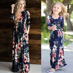 Mother and daughter summer dresses – Fabulous Bargains Galore Mommy And Me Dresses, Mommy And Me Outfits, Girls Dresses, Summer Dresses, Mother And Daughter Dresses, Mother Daughters, Mom Daughter, Dress Outfits, Girl Outfits