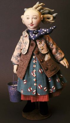 Fabric Dolls / by Shelly Thornton