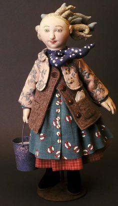 Fabric Dolls / by Shelly Thornton