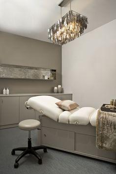 Truth + Beauty Spa Treatment Room