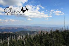 Glenn Studios:  Glenn Photography Clingman's Dome Gatlinburg, Tennessee