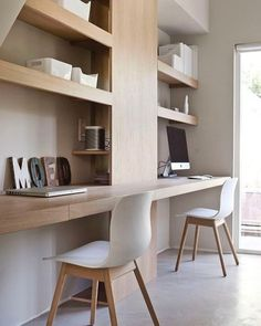 Furniture Home Office Design Ideas. Hence, the requirement for home offices.Whether you are planning on adding a home office or refurbishing an old space into one, here are some brilliant home office design ideas to assist you get going.