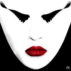 dark_swan_by_mbhenriksen