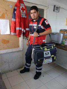 Cruz Roja Mexicana OMNI Pro EMS de Meret. EMS México     Equipando a los Profesionales