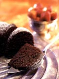 Hortensia's Best-Ever Chocolate Pound Cake recipe  via Food Network... Also gets very good reviews and it's similar to the other one...