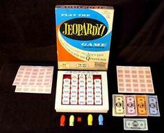Jeopardy! board game