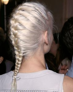 Summer hair: 12 braids perfect for the weekend