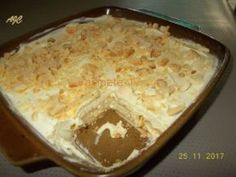 Custard Recipes, Tart Recipes, Sweet Recipes, Pudding Recipes, Cold Desserts, Delicious Desserts, Guava Desserts, Apple Cake Recipes, Baking Recipes
