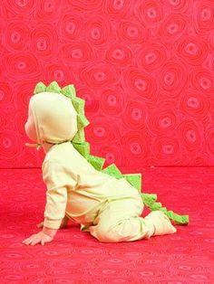 DIY Dragon Costume