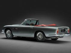 1967 Aston Martin DB6 - MK1 Vantage Volante   Classic Driver Market