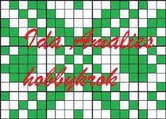 Ida Amalies Hobbykrok: Liten barnehals med hjerter. Diy Crafts Knitting, Charts, Decor, Decoration, Decorating, Dekorasyon, Dekoration, Graphics, Home Accents