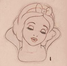 gif disney animation disney gif Walt Disney concept art snow white ...