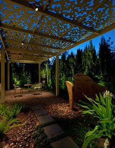 Outdoor Patio Lighting  #residentiallandscapelighting