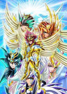 Resultado de imagen para koga armadura omega saint seiya omega
