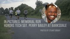 T/Sgt. Perry Bailey memorial run helps Barksdale celebrate a popular friend Bossier City Louisiana, Fort Sam Houston, Army Base, Love Run, Education And Training, Memories, Popular, Running, Memoirs
