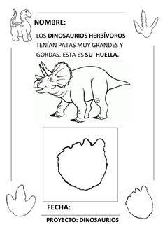 Proyecto completo dinosaurios. programación, fichas, recursos,pdf Dinosaur Theme Preschool, Dinosaur Projects, Spanish Immersion, Jolly Phonics, Science Biology, Acting, Kindergarten, Homeschool, Activities