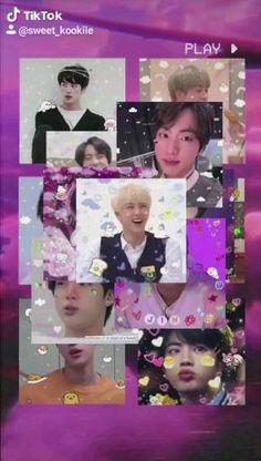 Editing Pictures, Bts Pictures, Photos, Funny Iphone Wallpaper, Bts Wallpaper, Seokjin, Bts Vmin, Album Bts, Aesthetic Pastel Wallpaper