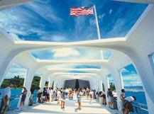 Pearl Harbor, Memorials, Monuments, Museums, Honolulu, Hawaii